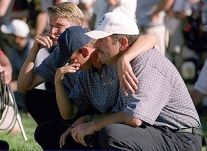 """European Ryder Cup Players React To The Latest News On The Shenanigans Of Team England  """"Bad-Boy"""", Ian Jennings"""